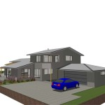 Weka Place 2 story residential