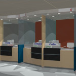 Rendering of Service Counters